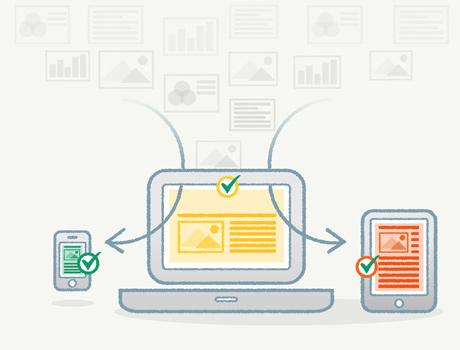 Effectieve websites voor web en mobiel