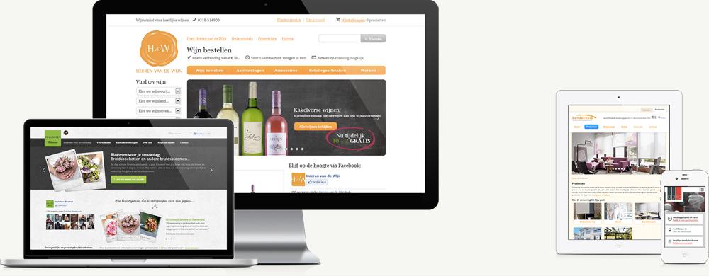 Responsive webdesign Veenendaal