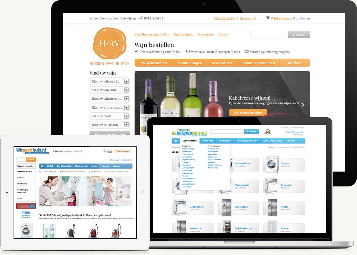 Maatwerk e-commerce oplossingen
